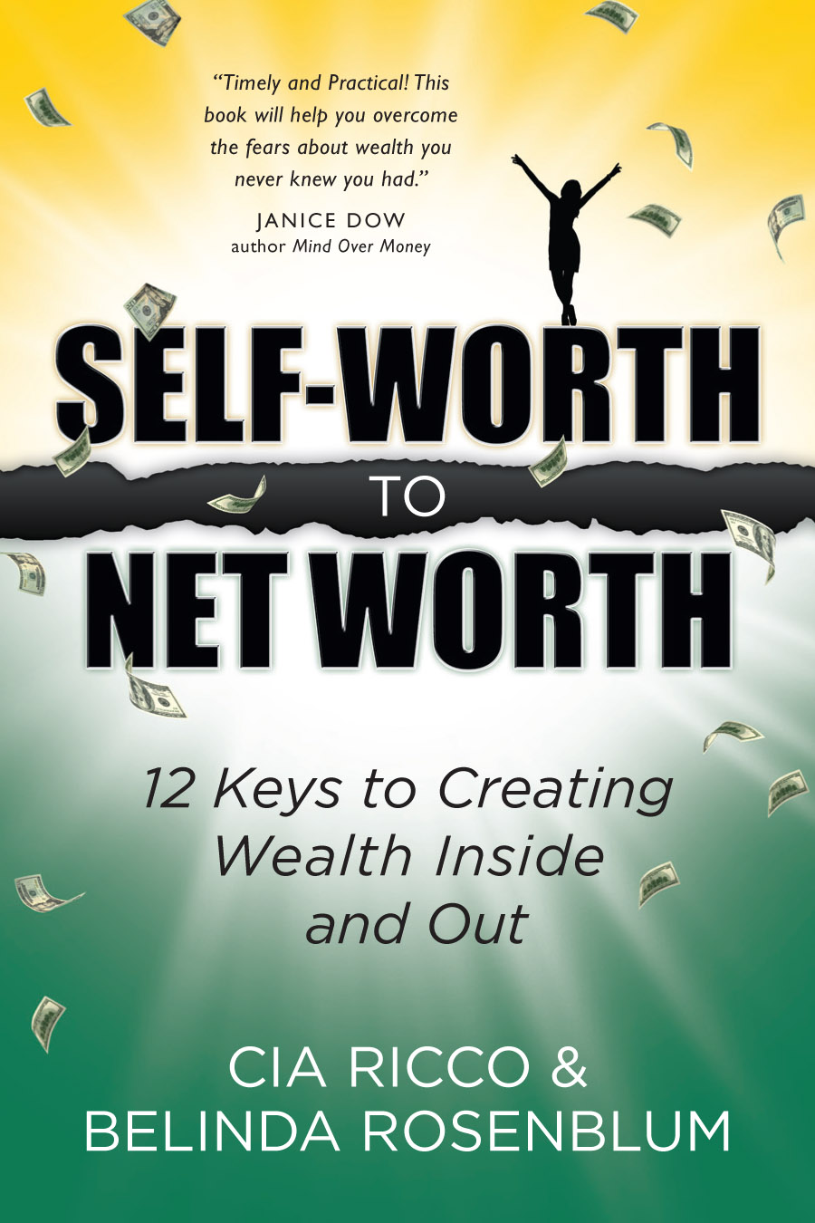 Self-Worth to Net Worth Book Info - Own Your Money