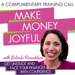 Make Money Joyful Complimentary Training Call