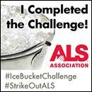 Ice Bucket Badge