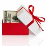 Holiday Money Box