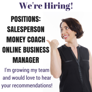 Hiring All 3 Positions